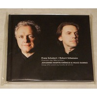 FRANZ SCHUBERT / ROBERT SCHUMAN GRENZEN DER MENSCHHEIT SONGS AFTER POEMS GOETHE
