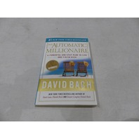 THE AUTOMATIC MILLIONAIRE BY DAVID BACH BESTSELLER PLAN TO LIVE AND FINISH RICH