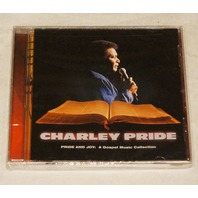 CHARLEY PRIDE PRIDE AND JOY: A GOSPEL MUSIC COLLECTION CD NEW / SEALED