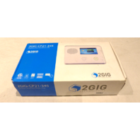 2GIG TECHNOLOGIES 2GIG-CP21-345E 345 GO! CONTROL SECURITY & AUTOMATION SYSTEM
