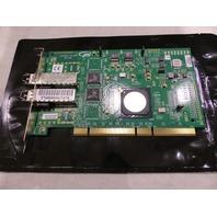 NETAPP JNI INFINIBAND DUAL 2GB PCI 111-00042+A2 IBP-IX02-N-NA W/GBICS