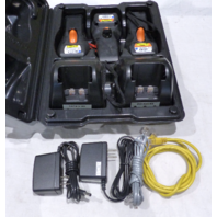 COMMUNICATION DOCK KIT 2* DATASCAN CR8000 & 3* 9154A BARCODE SCANNERS