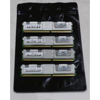 4* SAMSUNG 2GB 2RX8 PC2-5300F-555-11-B0 455263-061