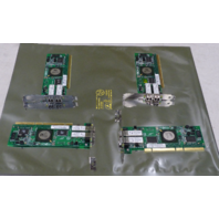 LOT OF 4* NETAPP DUAL CHANNEL CONTROLLER CARDS 111-00051+BO