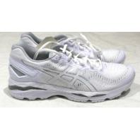 ASICS WHITE T788N WOMEN'S RUNNING SHOES 11