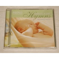 FISHER-PRICE BABY'S FIRST HYMNS INSTRUMENTAL LULLABIES CD / NEW SEALED