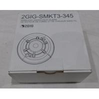 2GIG TECHNOLOGIES WIRELESS SMOKE/HEAT ALARM 2GIG-SMKT3-345