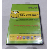 LOT OF 13* SPY SWEEPER FOR WEBROOT SOFTWARE
