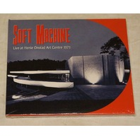 SOFT MACHINE: LIVE AT HENIE ONSTAD ART CENTRE 1971 CD / NEW SEALED