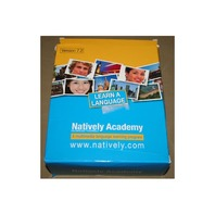 NATIVELY ACADEMY VERSION 7.2 SPANISH L1/L2/L3 +MOVIE TALK
