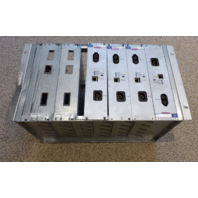 ERICSSON SXK 118 0827/1 CHASSIS CONTAINS 4* BML 161 1019/1 R2D CARDS