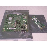 SAMSUNG MAIN BOARD W/ T-CON BOARD FOR TV BN94-06869A