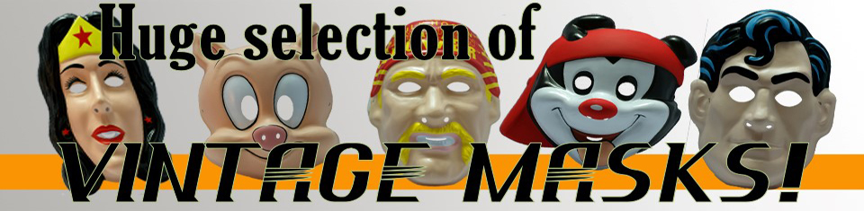 Vintage Masks
