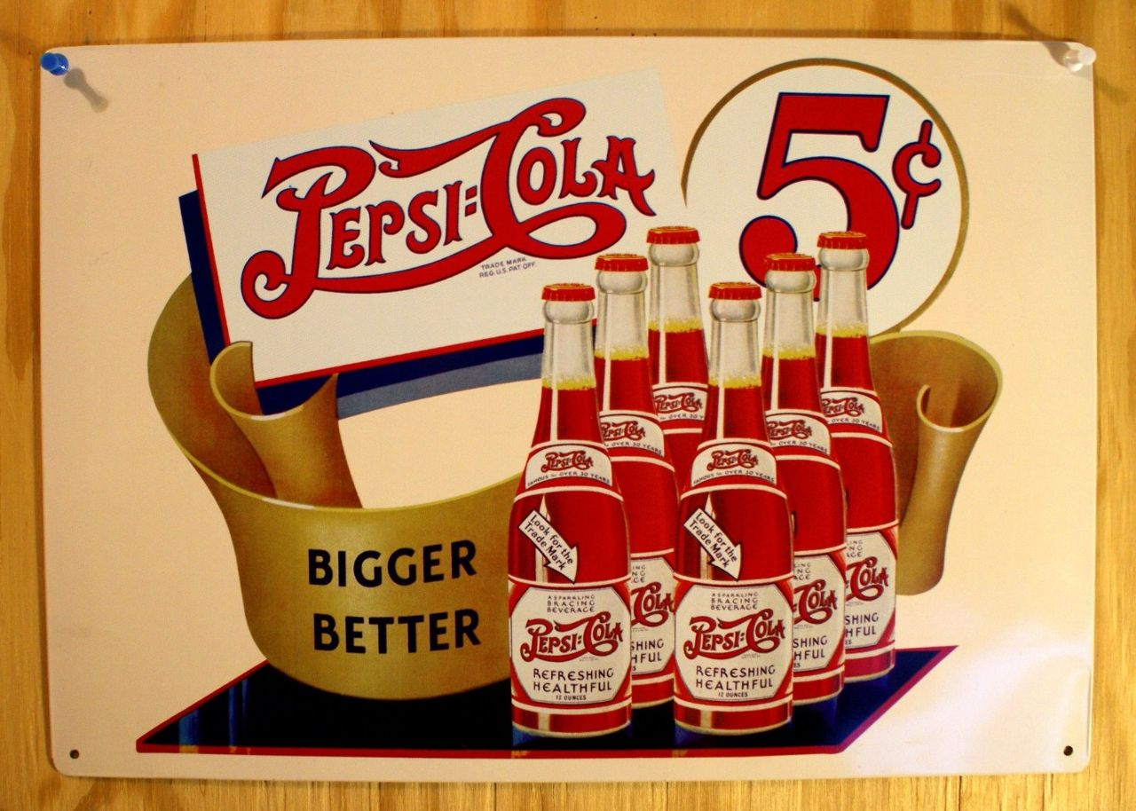 Pepsi 6 Pack Bottles Bigger Better Tin Sign Cola Soda Pop Classic Ad Kitchen B31 Pepsidiecut5cents1 10 further Love And Romance Quotes as well Prohibition dead vintage newspaper front page poster 228530920099875603 in addition Image79 further 371233284591. on vintage alcohol posters