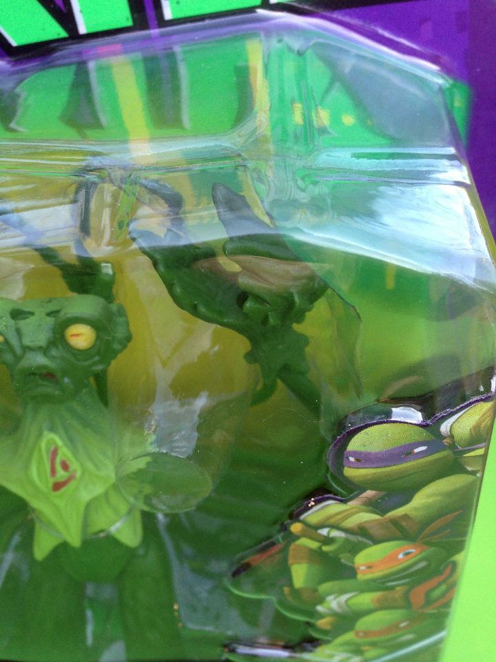 Snakeweed Playmates Toys Teenage Mutant Ninja Turtles