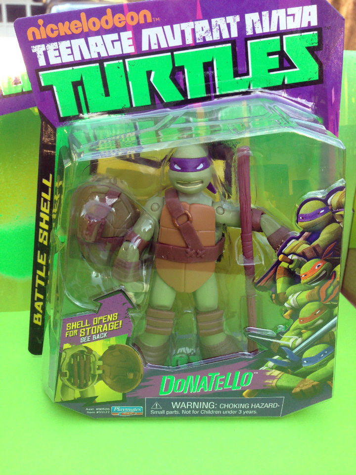Donatello Action Figure