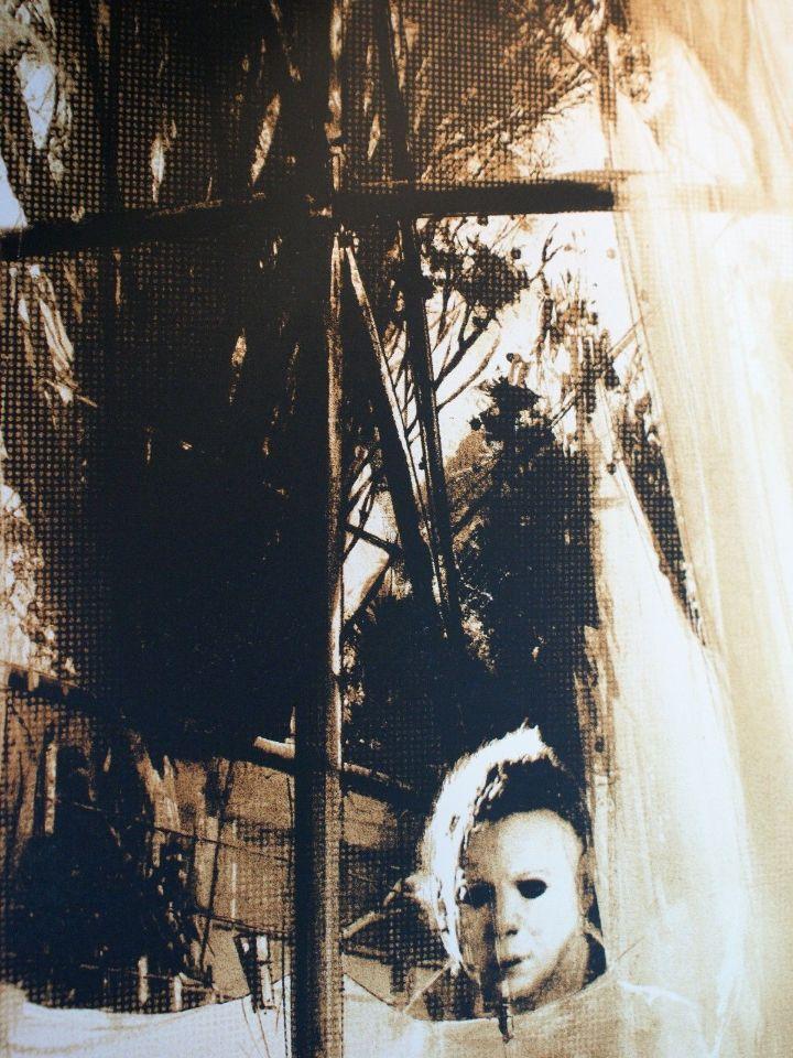 Halloween Mondo Movie Poster Print By Jock S N Limited