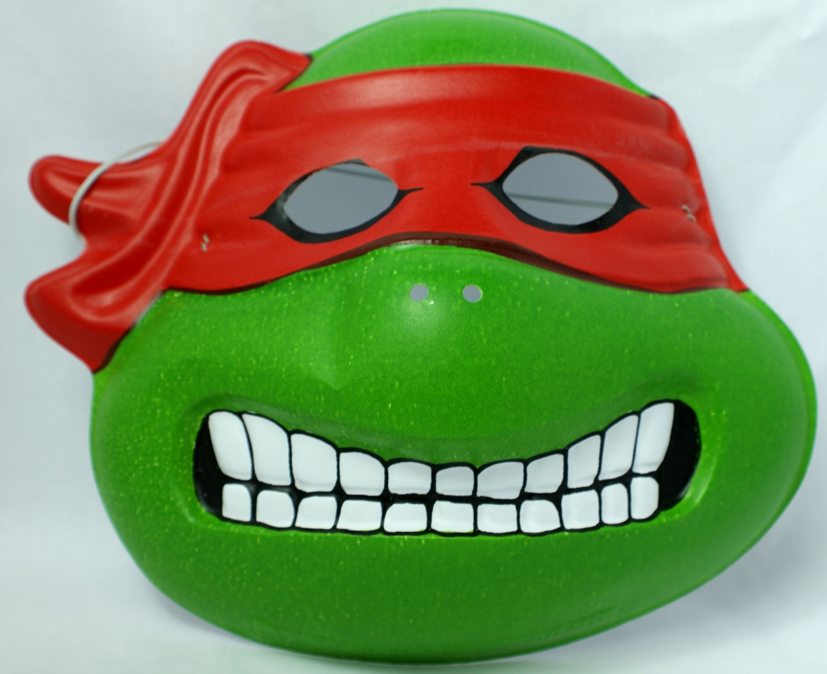Vintage Raphael Teenage Mutant Ninja Turtles Halloween