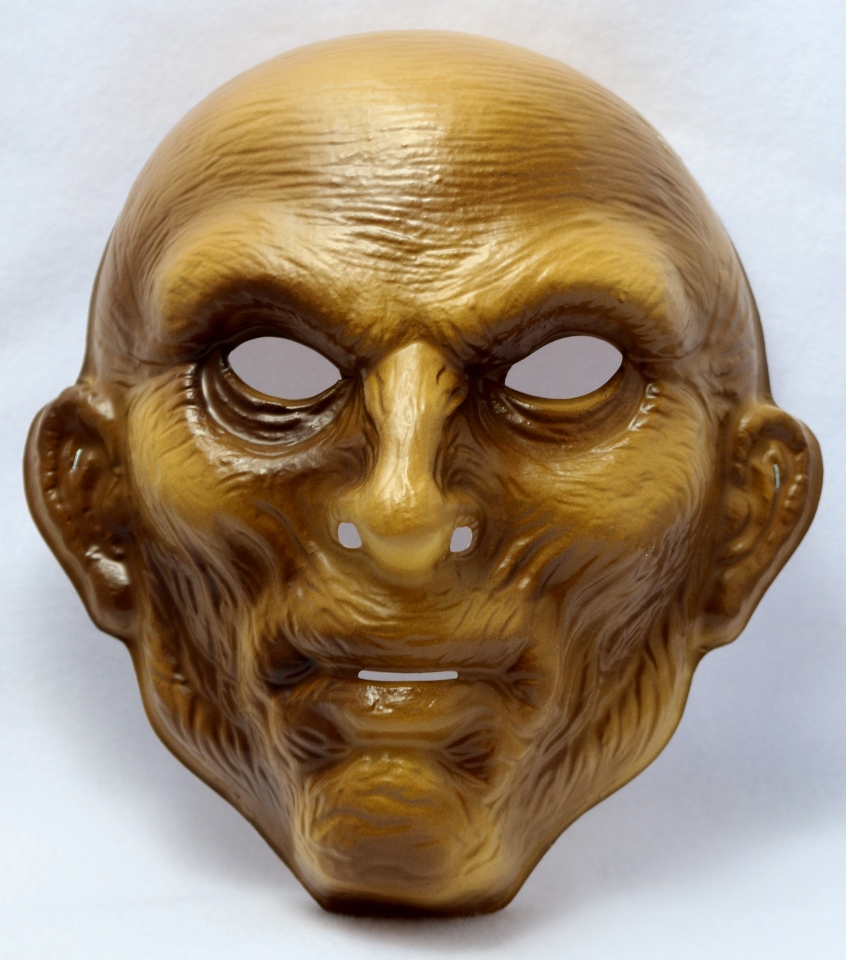 The Mummy Halloween Mask Universal Monster Movie Egypt Zombie ...