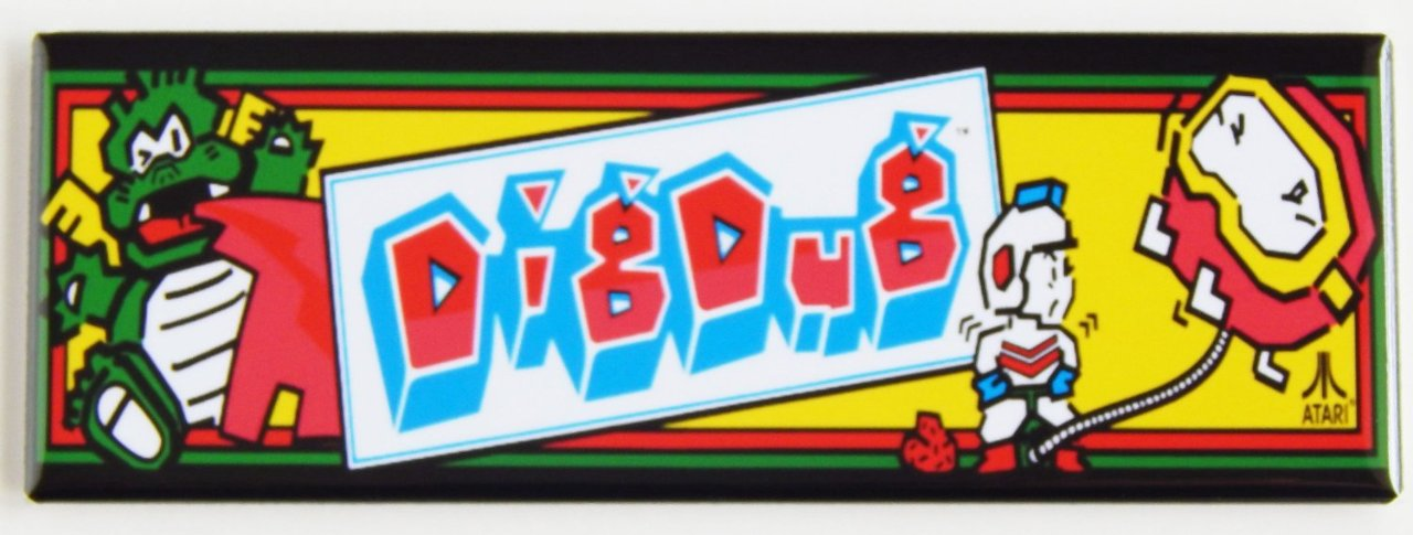Dig Dug Arcade