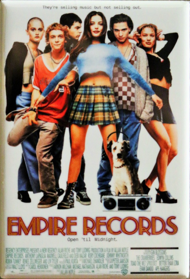 Empire Records - the movie?