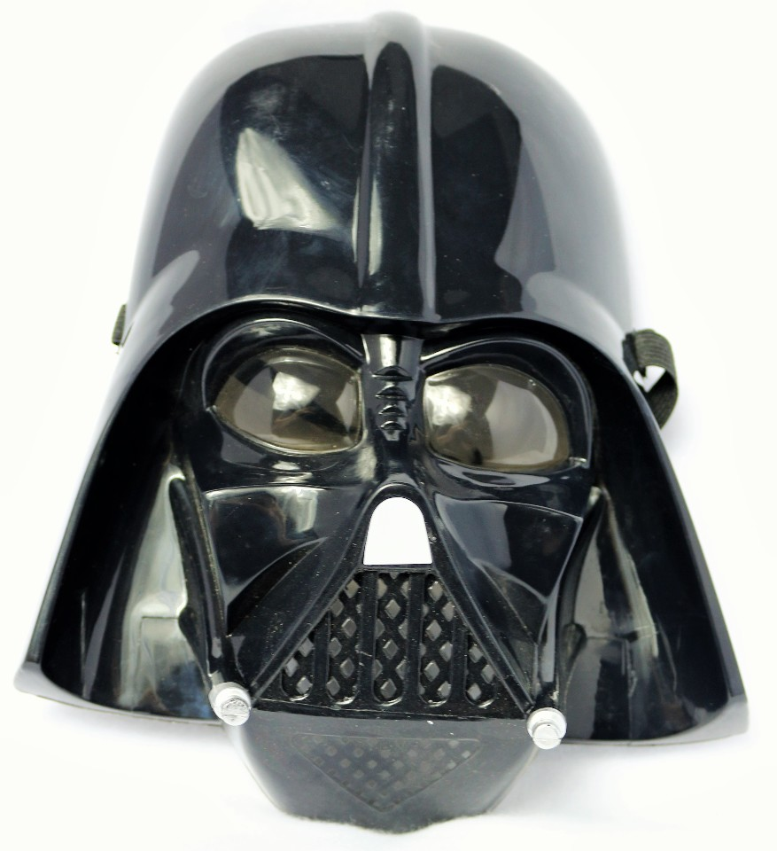 Star Wars Darth Vader Halloween Mask Jedi Returns Death