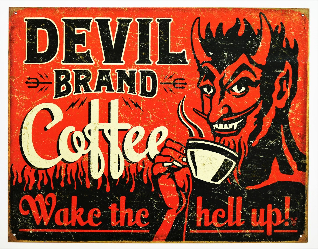 Hell S Kitchen Brand Coffee