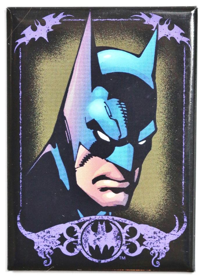 Batman Fridge Magnet Comic Book Dc Comics Cape Crusader