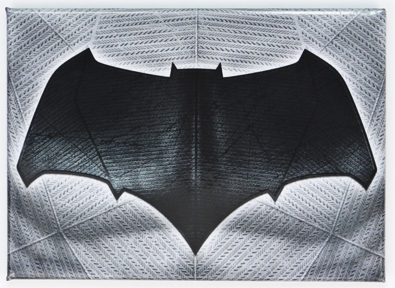 Batman Logo Fridge Magnet Dc Comics Justice League