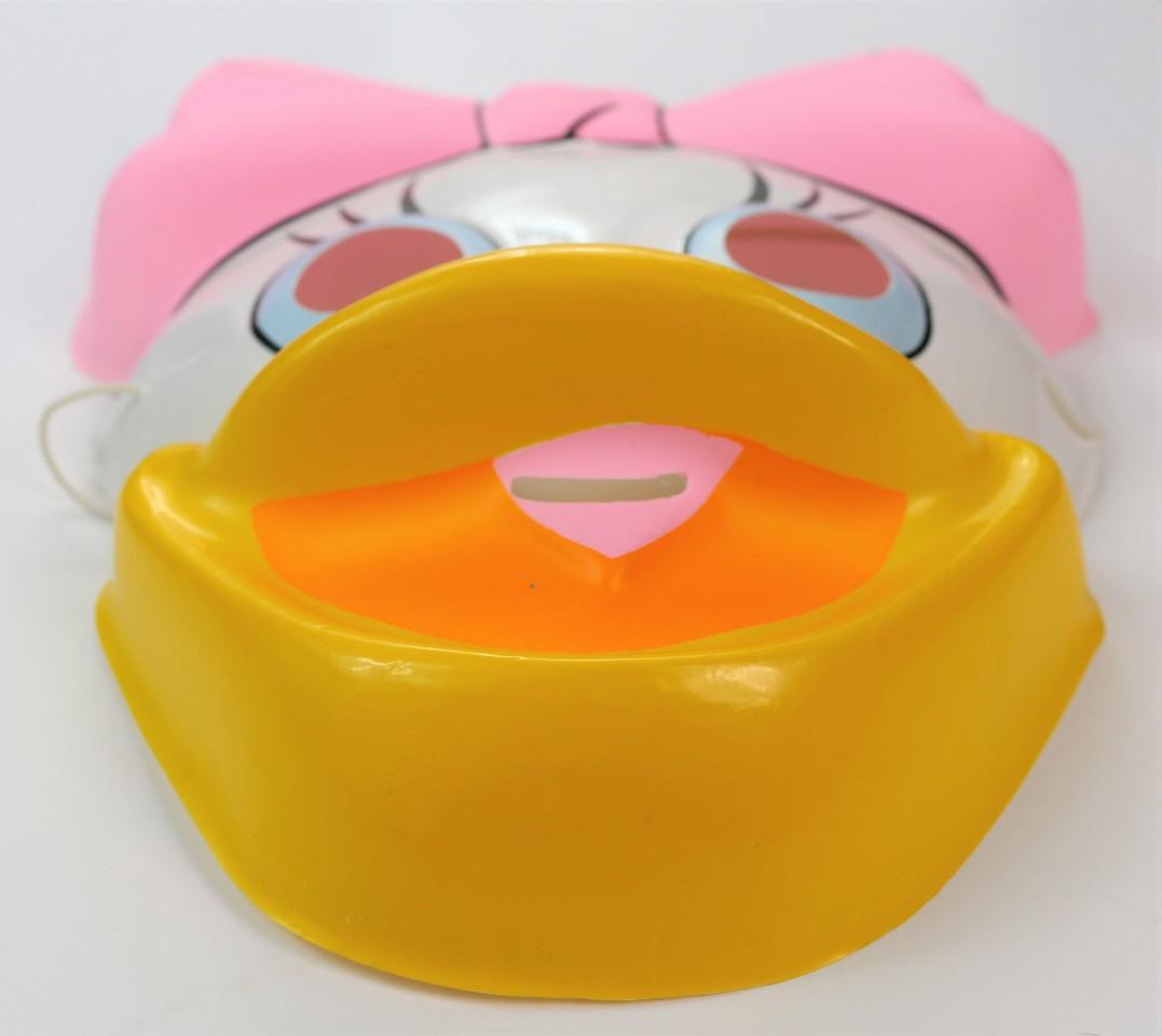 Vintage Walt Disney Webby Duck Halloween Mask Duck Tales Daisy ...