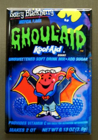 Jim Bass Ford >> Ghoul Aid Kool Aid Refrigerator Fridge Magnet Halloween ...