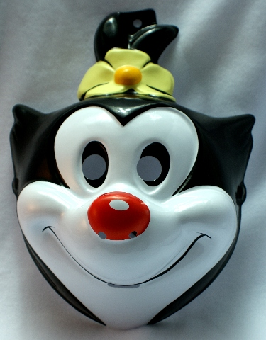 Tiny Toons Animaniacs Dot Adult Halloween Mask Looney