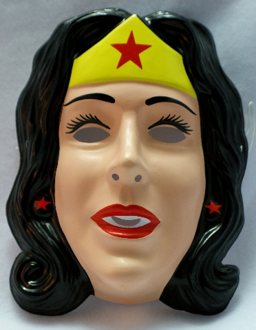 Vintage Dc Comics Wonder Woman Justice League Halloween