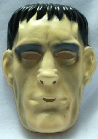 Addams Family Lurch Vintage Halloween Mask Horror Comedy