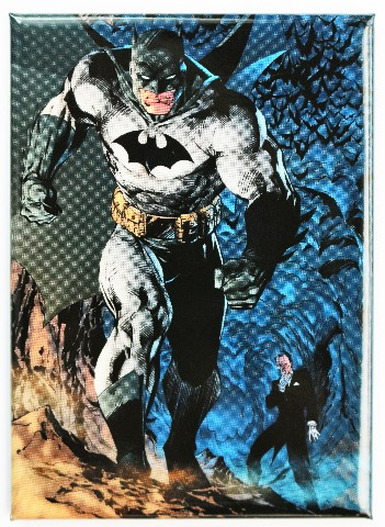 Batman The Dark Night Fridge Magnet Dc Comics Comic Book