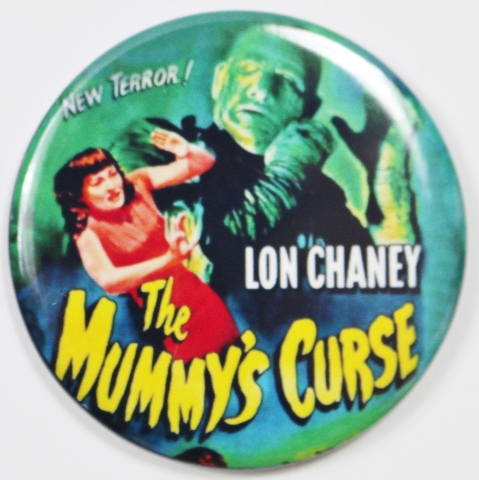The Mummys Curse Movie Poster Fridge Magnet Lon Chaney