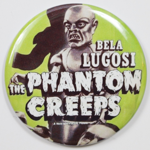 Bela Lugosi The Phantom Creeps Movie Poster Fridge Magnet