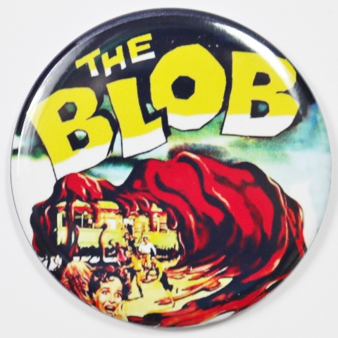 The Blob Movie Poster Fridge Magnet Monster Film Sci Fi