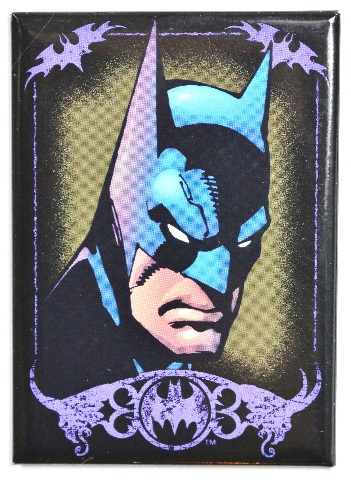 Batman FRIDGE MAGNET Comic Book DC Comics Cape Crusader Gotham