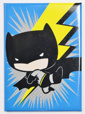 Frank Kent Cadillac >> Chibi Batman FRIDGE MAGNET Comic Book DC Comics Cape Crusader Gotham