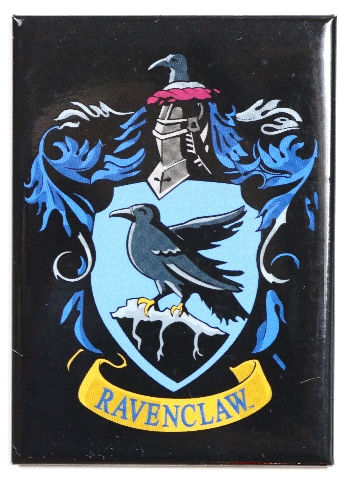 Harry Potter Ravenclaw FRIDGE MAGNET Wizard Muggle Fantastic Beast