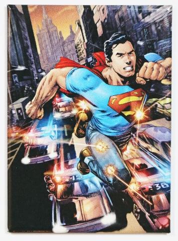 Superman Man of Steel FRIDGE MAGNET Clark Kent Justice League K13