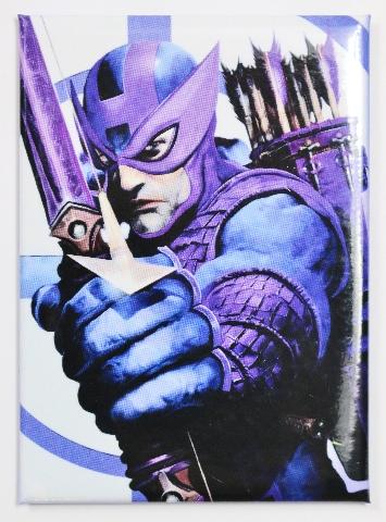 Hawkeye FRIDGE MAGNET Marvel Comics Avengers Stan Lee Superhero Comic Book O14