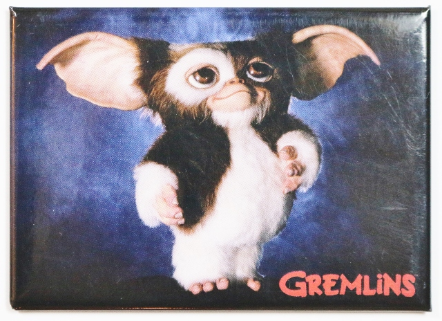 Gizmo The Gremlins FRIDGE MAGNET Classic Movie Poster D29