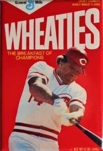 Wheaties Pete Rose FRIDGE MAGNET Cincinnati Reds Baseball Big Red Machine