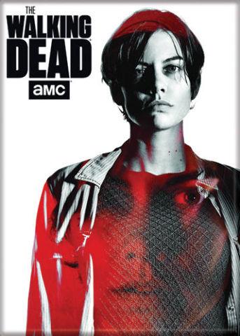The Walking Dead Maggie Rhee FRIDGE MAGNET Glenn Negan ...
