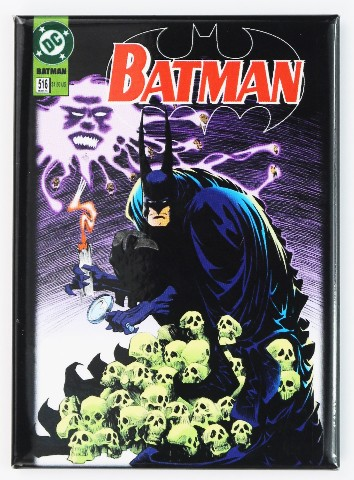 Batman 516 Fridge Magnet Dc Comics Golden Age Comic Book