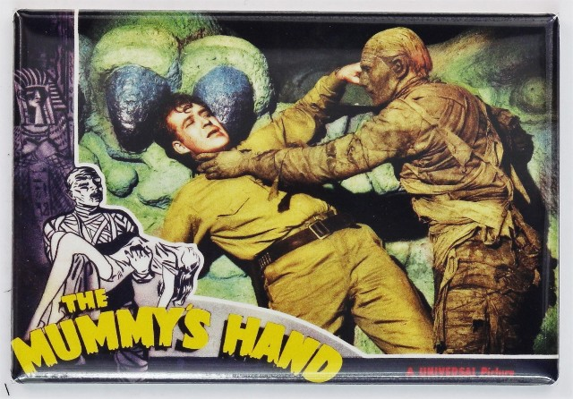 The Mummys Hand Lobby Card Movie Poster FRIDGE MAGNET Universal Monster Film