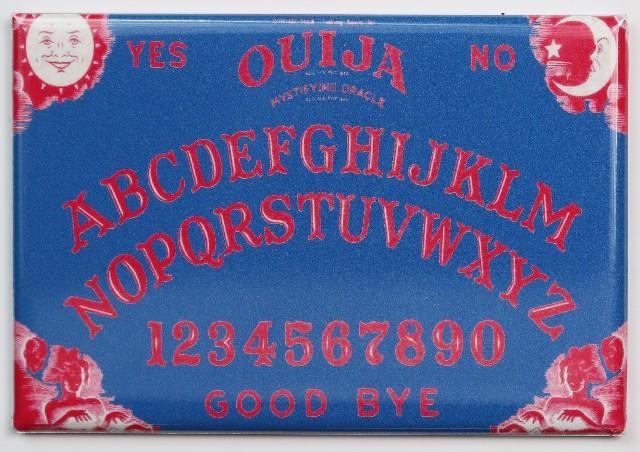 Ouija Board FRIDGE MAGNET Fortune Teller Board Game Halloween