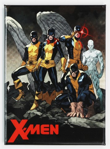 X-Men First Class FRIDGE MAGNET Marvel Comics X Men Comic Book B20